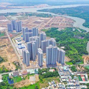 Thị trường bất động sản đối mặt với dịch Covid như thế nào ?