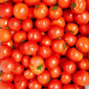 Cà chua với vẻ đẹp của phái nữ