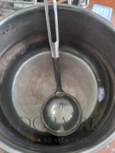 Cách làm dưa hấu non muối chua